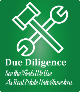 Note Investing Due Diligence