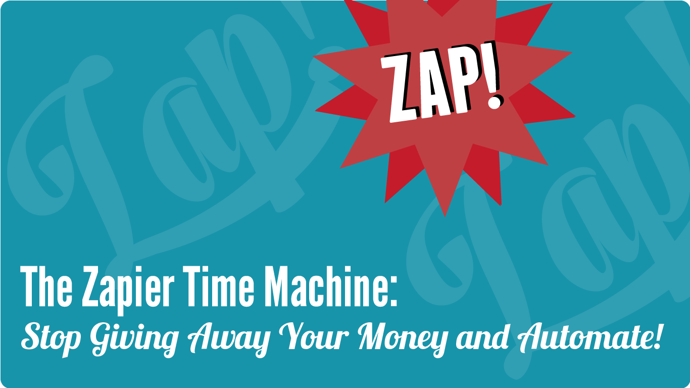 Learn how to automate your business with Zapier.