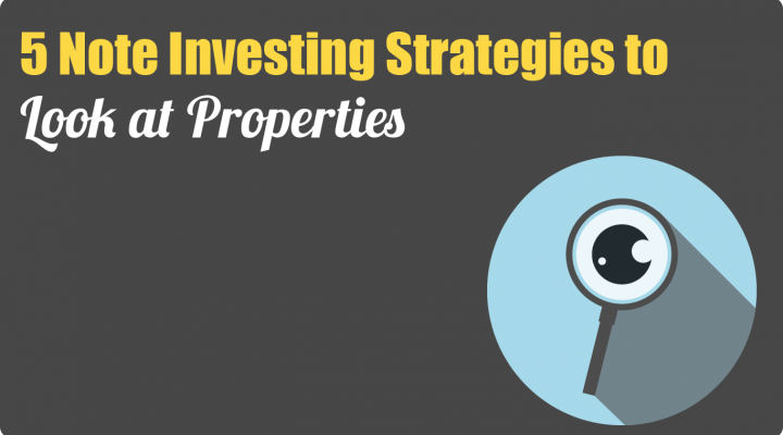 5 note investing strategies to quickly get eyes on a property while performing note investing due diligence.